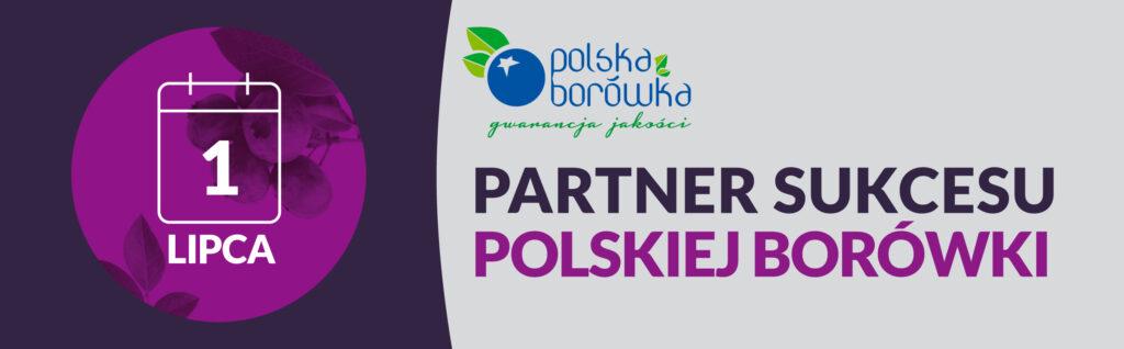 Partner Sukcesu Polskij Borówki